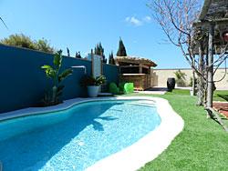 Casita los pareja el plamar casa rural y apartamentos for Casas rurales en el sur de tenerife con piscina